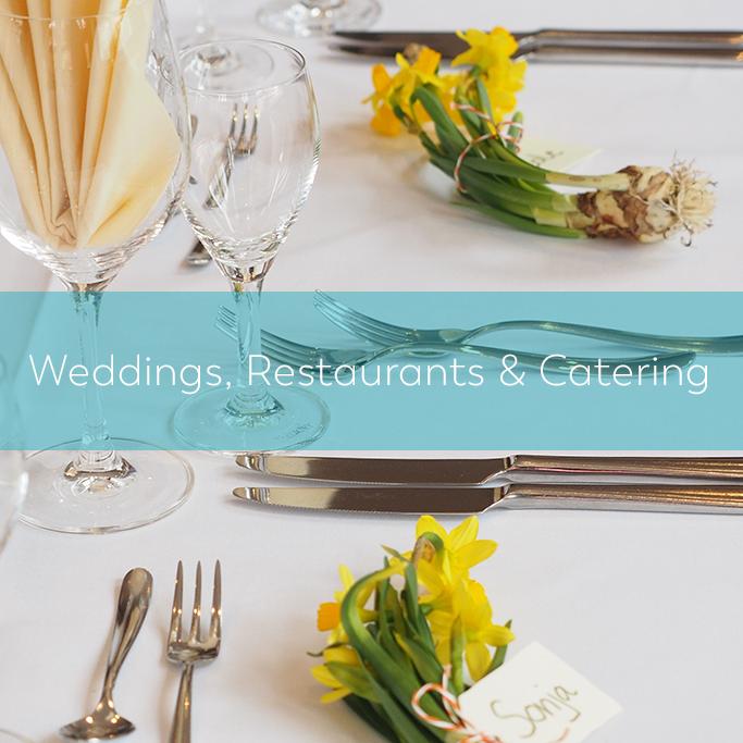 restaurant weddings catering